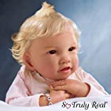 Waltraud Hanl Your Picture Perfect Baby Collectible Lifelike Baby Doll So Truly Real® by Ashton Drake