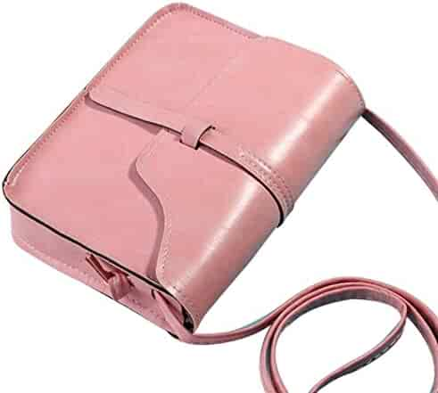 accfa342c770 Shopping Leather - Pinks - Shoulder Bags - Handbags & Wallets ...