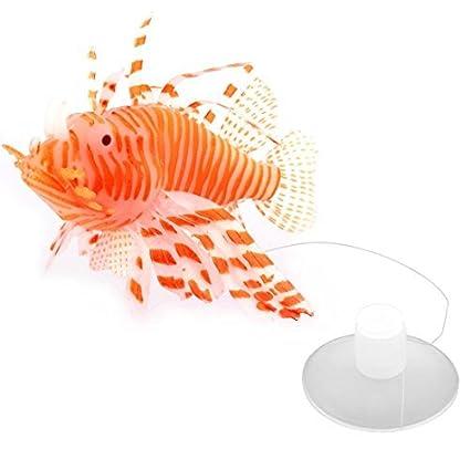 Amazon.com: eDealMax de plástico blando Fish Tank emulational pez ...