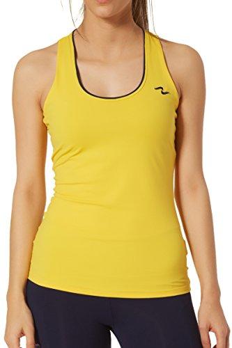 Naffta Tenis Padel Camiseta Tirantes, Mujer: Amazon.es: Ropa ...
