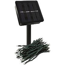 EcoThink Solar String Lights with 150 White LED Lights