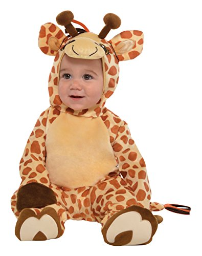 Junior Giraffe Baby Infant Costume - Newborn