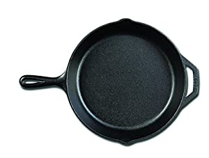 Lodge Seasoned Cast Iron Cookware Set