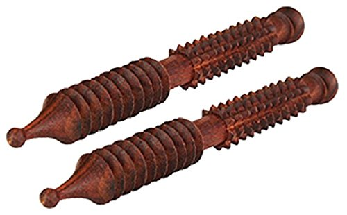 Pack Of 2 -Dungri ® Best Quality Wooden Acupressure Stick ...