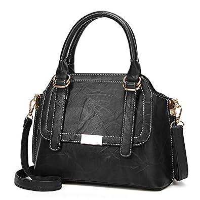 Vento Marea Handbags Women Bags Zipper Style Handbags Tote Bag Ladies PU Leather Bag Women Shoulder