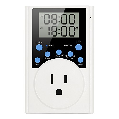 MAGZO Switch Outlet Programmable Digtal