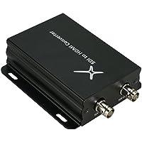 XtremPro SDI, HD-SDI, 3G-SDI to HDMI 720p / 1080p Adapter Video Converter - Black (66003)