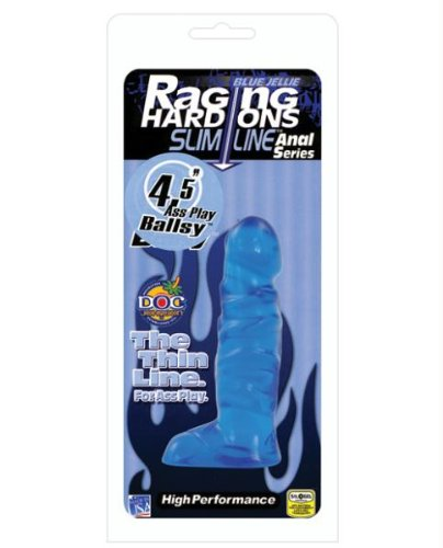 "Raging Hard On Blue Jelly 4.5"""