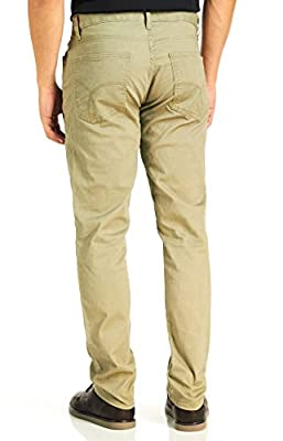 Calvin Klein Men's Stretch 5 Pocket Pant