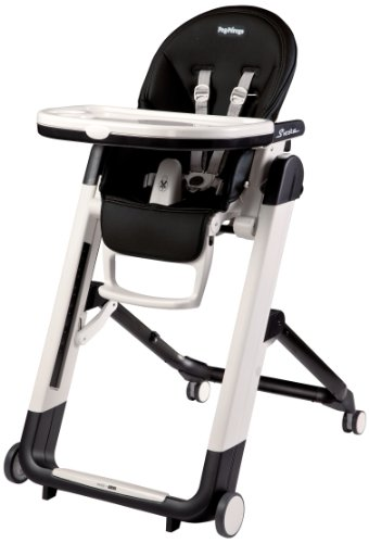 Peg Perego Siesta Highchair, Licorice