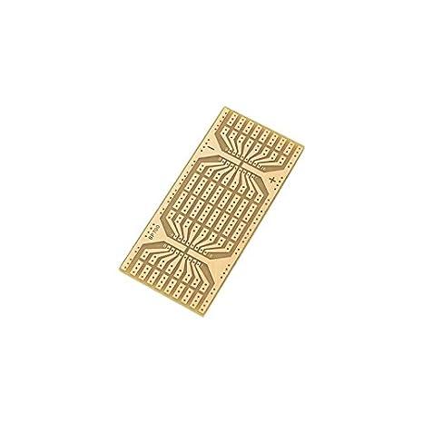 HARTPAPIER PLATINE IC 3 16POL 110X50X1.6: Amazon.de: Lebensmittel ...