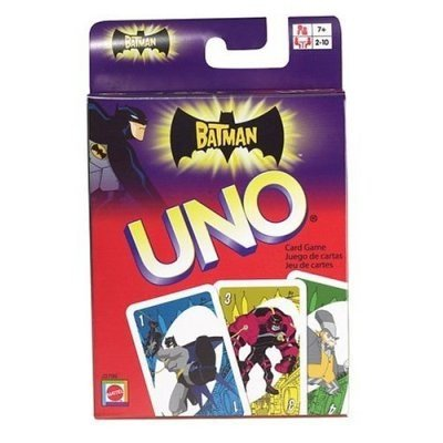 THE BATMAN UNO Card Game