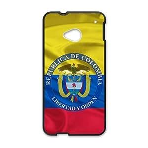 Republica Colomba Libertady ORDEN Black htc m7 case