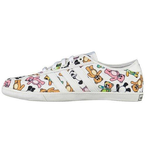 Adidas Jeremy Scott JS P-Sole LTD Sneaker weiß/bunt