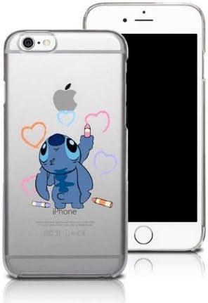 coque iphone 7 stitch rose