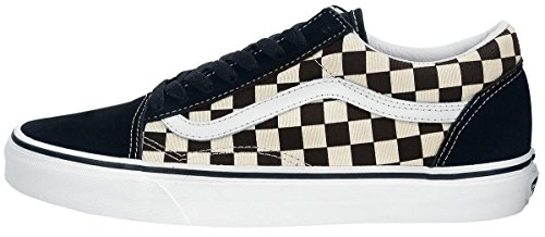 1927c33b17c Vans OG Old Skool Primary Check Sneakers (US 9 D Men   10.5 B Women