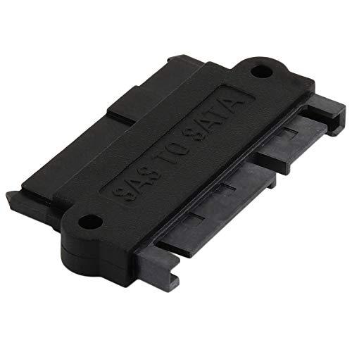 likkas Professional SFF-8482 SAS To SATA 180 Degree Angle Adapter Converter Straight Head Your Device