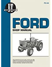 Ford Shop Manual Models1100 1110 1200 1210+