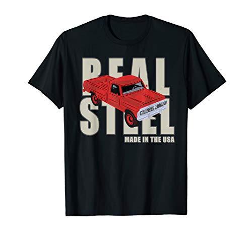 Real Steel Pickup Truck T-Shirt