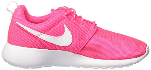 Roshe White da Scarpe Gs Hyper Pink Rosa Unisex Nike One Bambino Ginnastica dqRwngdPxI