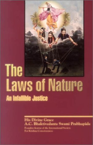 The Laws of Nature: An Infallible Justice