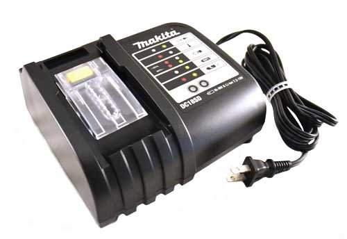 Makita DC18SD Battery Charger for Li-Ion Batteries
