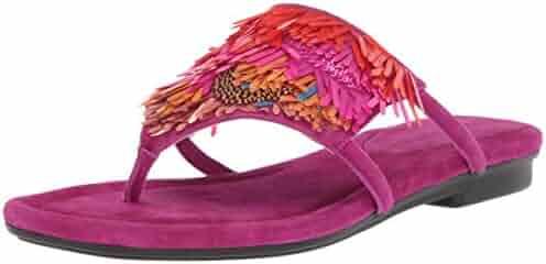 Donald J Pliner Women's Kya Slide Sandal