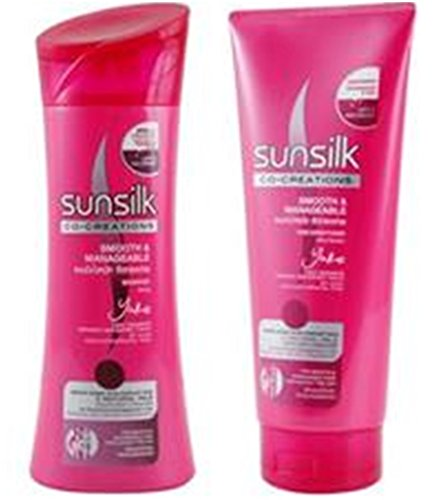 pack-of-2sunsilk-shampoo-340-ml-conditioner-320-ml-for-silky-smooth-manageable-pink