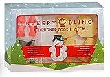 Snowman Designer Cookie Kit