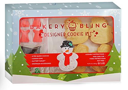 Snowman Designer Cookie Kit ()