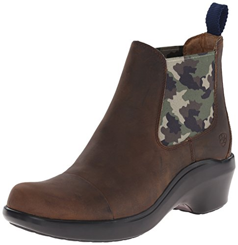 Ariat Women's Chelsea Fashion Boot,  Chocolate,  11 M US by Ariat