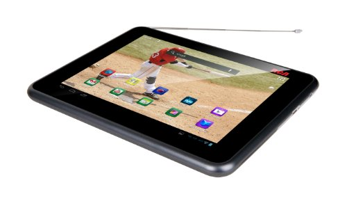 RCA DMT580DU Mobile TV 8 Inch 8GB Tablet (TV app download required) by RCA (Image #11)