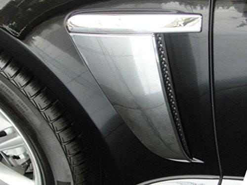 Jaguar XF Chrome Side Vent Trims Set Models FROM 2011 FACELIFT