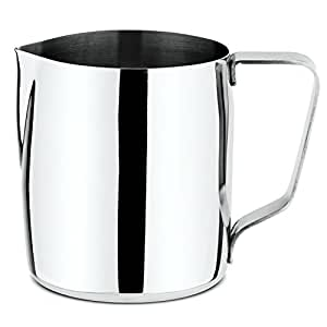 Chef's Star Stainless Steel Frothing Pitcher, 20 Ounce