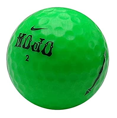 GolfBallHero Nike Mojo Color Mix Mint Recycled Golf Balls (Pack of 36) from Challenge Golf
