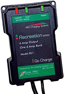 product image for Dual Pro Recreational Series Battery Charger: RS1, 12v
