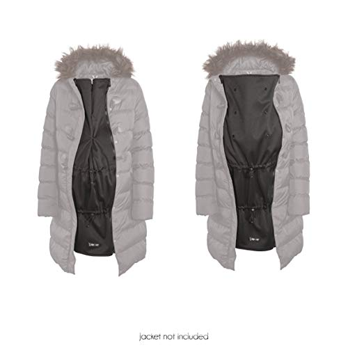 Panneau 80cm Manteau Vêtement D'extension De Et Veste Transforme En Universal Maternité Panel – H2WEID9Y