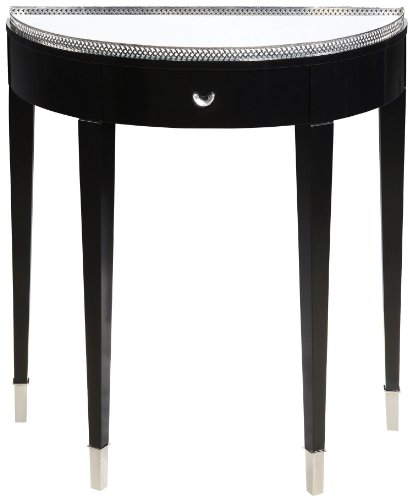 - STERLING 6042325 Tie Transitional Plantation Grown Hardwood Hall Table, 30