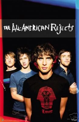 All American Rejects Posters - All American Rejects Poster - Group Shot 24x36