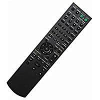 LR Generic Replacement Remote Control Fit For 1-480-586-21 HT-SF2300, HT-SS2300, STR-KS2300 (148058621) For Sony DVD Home Theater AV A/V Receiver