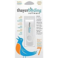 Thayer Birding Software THA7 Thayers Birds of North America Version 7 USB Flash Drive Windows Edition