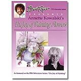 Bob Ross - Livre - Fleurs - Annette Kowalski