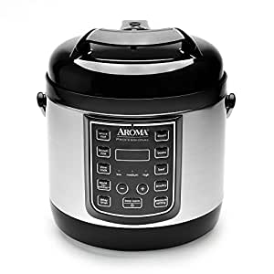Amazon.com: Aroma Professional 8 Cup Cooked, 4 Cup