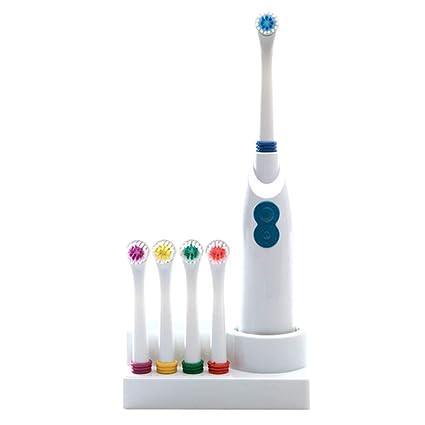 Dieron Niños adultos Batería impermeable Cepillo de dientes eléctrico Cuidado dental oral Cepillos de dientes eléctricos