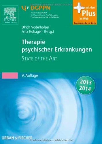Therapie psychischer Erkrankungen: mit Zugang zum Elsevier-Portal