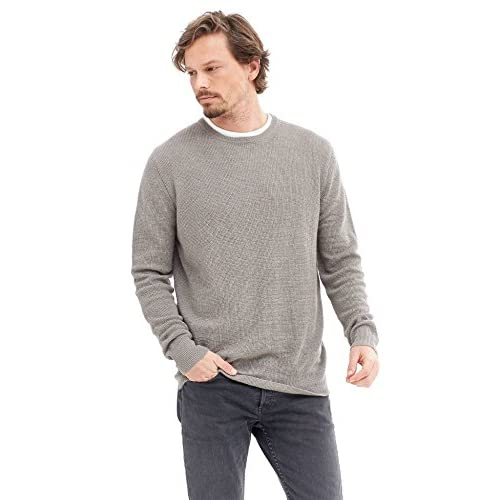 dab6eb9f35 NAKEDCASHMERE Men s Didiier Crew delicate - frozenkids.nl
