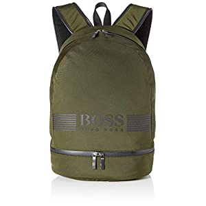 BOSS Men's Pixel_backp Pock Backpack