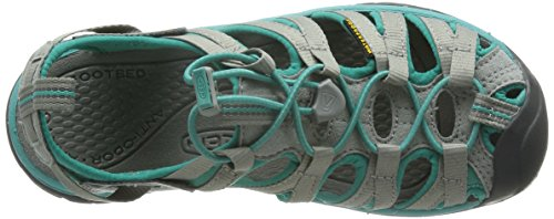 Keen BKGA Lagoon WHISPER Donna Gray Neutral 5124 Outdoor Sandali Grau ZqZrT