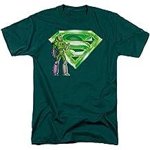 Superman Shirt - Lex & Kryptonite Logo