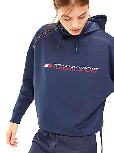Sport Felpa D M Tommy Donna estate S10s100093 Primavera qvFwdW